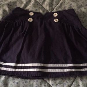 Two Gymboree skirts, size 8